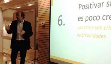 Master en Comunicación Organizacional realizó taller sobre nuevas tendencias al interior de las empresas