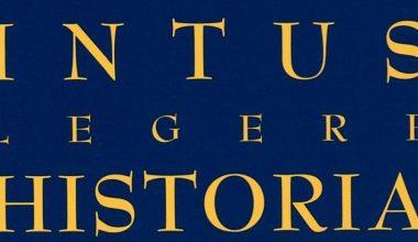Revista Intus-Legere Historia ingresa a prestigioso índice internacional