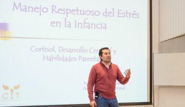 Seminario sobre Manejo Respetuoso del Estrés en la Infancia en Campus Viña del Mar