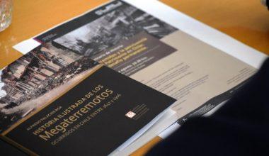 Centros de Investigación de la Facultad de Artes Liberales organizaron seminario sobre terremotos y pervivencia del patrimonio