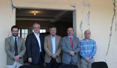 UAI suscribe convenio con Municipalidad de Limache para estudio de túneles