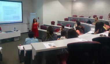 Psicología organizó charla sobre cómo detectar posibles casos de abuso en menores
