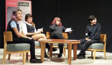 Alumnas del Liceo Siete de Niñas participan en talleres dictados por Periodismo UAI