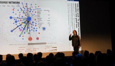 Elegido como una de las 50 personalidades que van a cambiar el mundo: César Hidalgo en la UAI