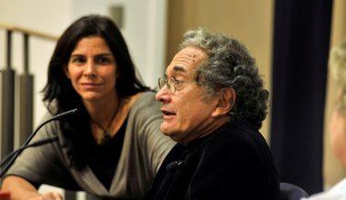 Ricardo Piglia: Profesora Antonia Viu de la Faculad de Artes Liberales recuerda su visita a la UAI