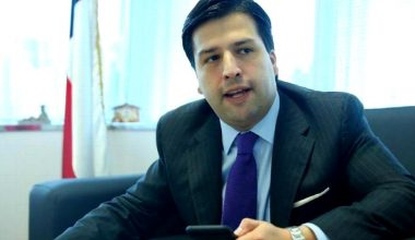 Cristián Jara: de ex alumno de Derecho a cónsul de Chile en Panamá