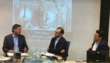 Neil Safier participó en Coloquio del Centro de Estudios Americanos