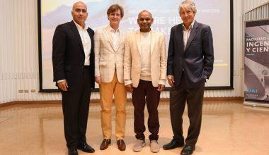 Con invitados internacionales se inauguró el Año Académico de Ingeniería