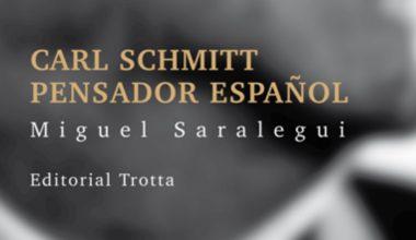 Libro de Miguel Saralegui entre los 10 mejores ensayos publicados en España en 2016