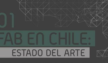 Profesor del DesignLab es organizador del 1° Congreso Fab Lab en Chile