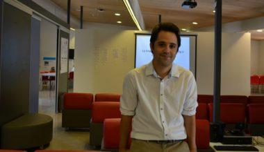 Ex alumno de Negocios Vicente Fernández asume como Jefe de Proyectos Garage UAI