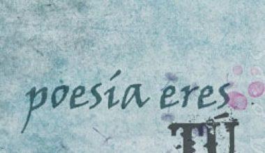 Abril mes del libro / Concierto de Poesía