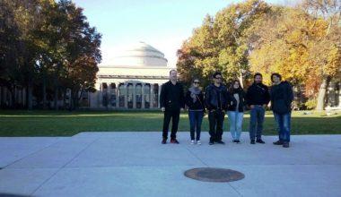 Egresada de Bioingeniería UAI presenta su investigación en el MIT
