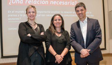Escuela de Periodismo inauguró Año Académico con  Marcelo Díaz