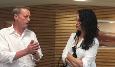 Magíster en Historia del Arte organizó conversatorio con Director del MA Curating the Art Museum Programme