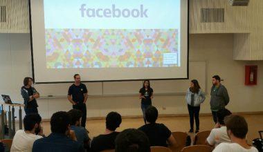 Facebook en la UAI: Compañía escogió a la Escuela de Negocios para realizar workshop