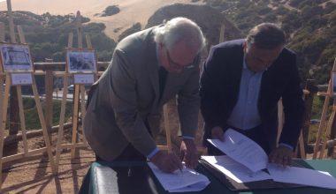 UAI firma convenio con Municipalidad de Concón para poner en valor el patrimonio histórico