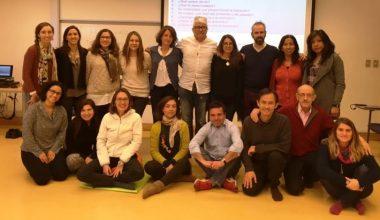 Alta convocatoria en talleres de Mindfulness dictados por Vicente Simón