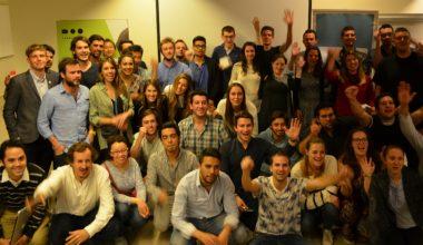 Garage UAI organizó torneo de emprendimiento franco-chileno
