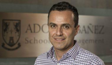"""Carlos Arroyo: """"Si pudiera definir el MMBA de alguna manera, sería transformacional"""""""