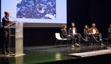 Profesores DesignLab inauguran la XX Bienal de Arquitectura y Urbanismo de Chile