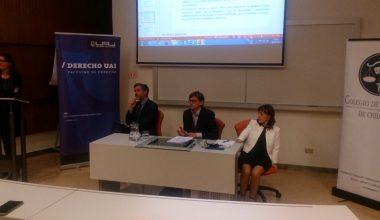 Académicos chilenos y españoles analizaron responsabilidad civil de los abogados