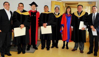 Graduación alumnos del Doctorado en Management
