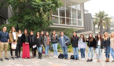 Ex alumna de Periodismo UAI habló sobre la rapidez informativa