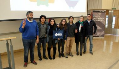 Co-fundador de la plataforma Arduino visitó la UAI
