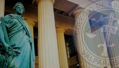 Ex alumno de Derecho, elegido como nuevo presidente del Colegio de Abogados de Valparaíso