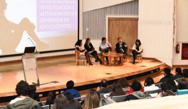 Investigadores y profesionales en Depresión Adolescente compartieron sus experiencias