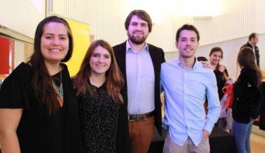 Alumno DesignLab representará a Chile en cumbre internacional