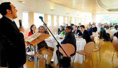 Executive MBA dio la bienvenida a sus nuevos alumnos en el Campus Peñalolén