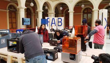 DesignLab participa del 13° Encuentro Internacional de Fabricación Digital