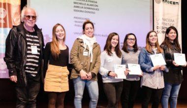 Proyecto de alumnas DesginLab premiadas en Semana de la Madera