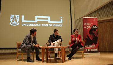 Enseña Chile dicta charla en Campus Viña