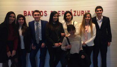 Estudiantes de Derecho visitaron Estudio Barros y Errázuriz