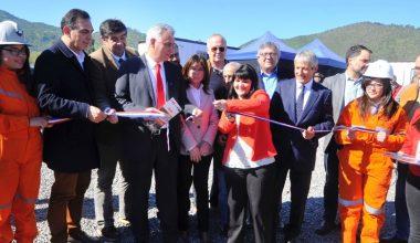 UAI y Gobierno Regional de O'Higgins inauguran 1° Escuela Mina Planta del país