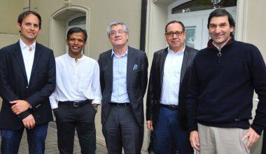 Experto mundial de Valoración de Empresas visitó la UAI