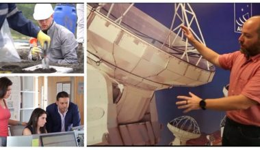 Canal 13 Cable estrena programa sobre investigaciones de profesores de Ingeniería
