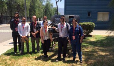 Investigadores UAI visitan Fábricas y Maestranzas del Ejército