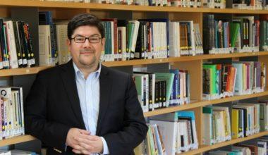 """Pablo Castañeda: """"Los alumnos de esta universidad tienen mucha inquietud por emprender"""""""