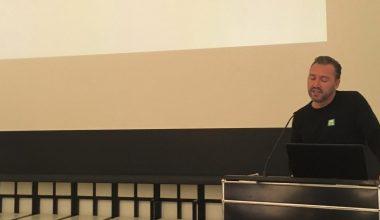 """Rodrigo Tisi del DesignLab presente en Workshop acerca del proyecto """"Arrival City"""""""