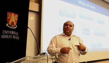 Experto en Big Data expuso en Seminario de GobLab UAI