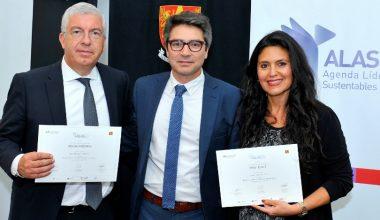 Centre for Business Sustainability participó en premiación ALAS20 2017