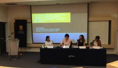 Derecho UAI abordó desafíos en autonomía y acompañamiento a mujeres en implementación de ley de aborto