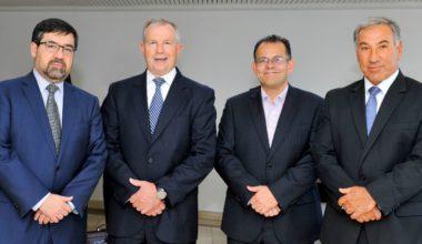 Ex asesor del Consejo Nacional de Seguridad de EE.UU participó en seminario en la UAI