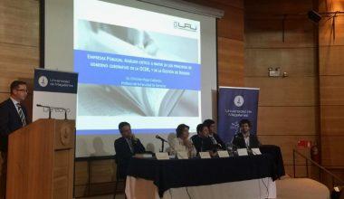 Profesores de Derecho UAI participan en congresos nacionales