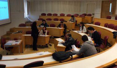 Profesores UAI tomaron taller sobre relevancia del análisis de casos para el aprendizaje de alumnos