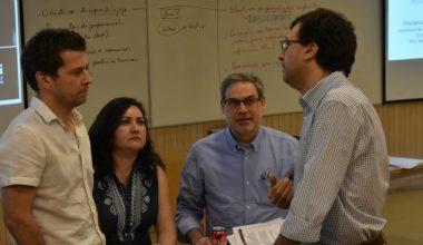 Profesores de la Escuela de Negocios se capacitan en la Metodología de Casos